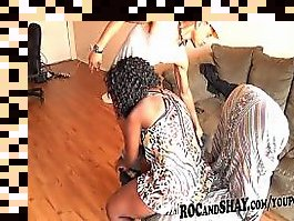 black girl homemade anal